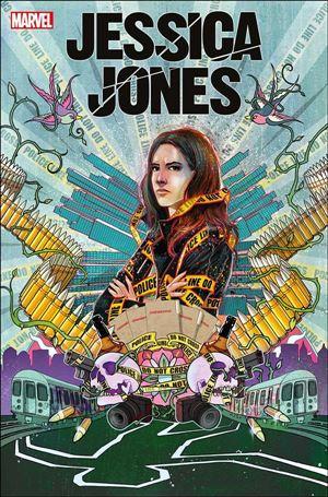 Jessica Jones: Blind Spot 1-B
