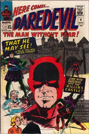 Daredevil (1964) 9-B