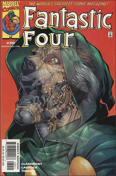 Fantastic Four (1998) 30-A by Marvel