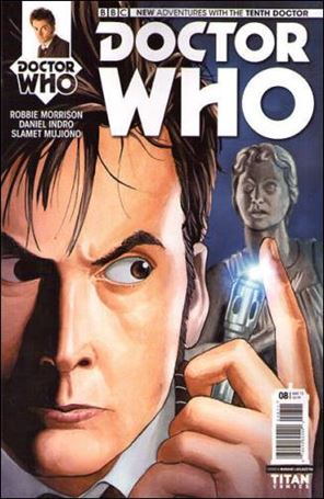Doctor Who: The Tenth Doctor 8-A