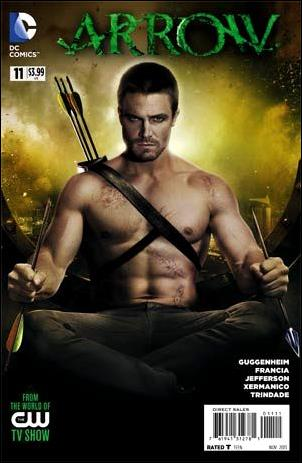 Arrow (2013) 11-A by DC