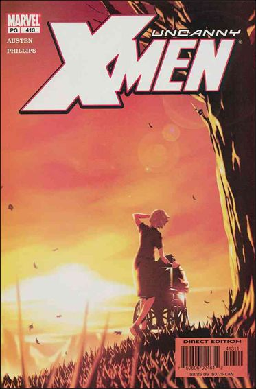 Uncanny X-Men (1981) 413-A by Marvel