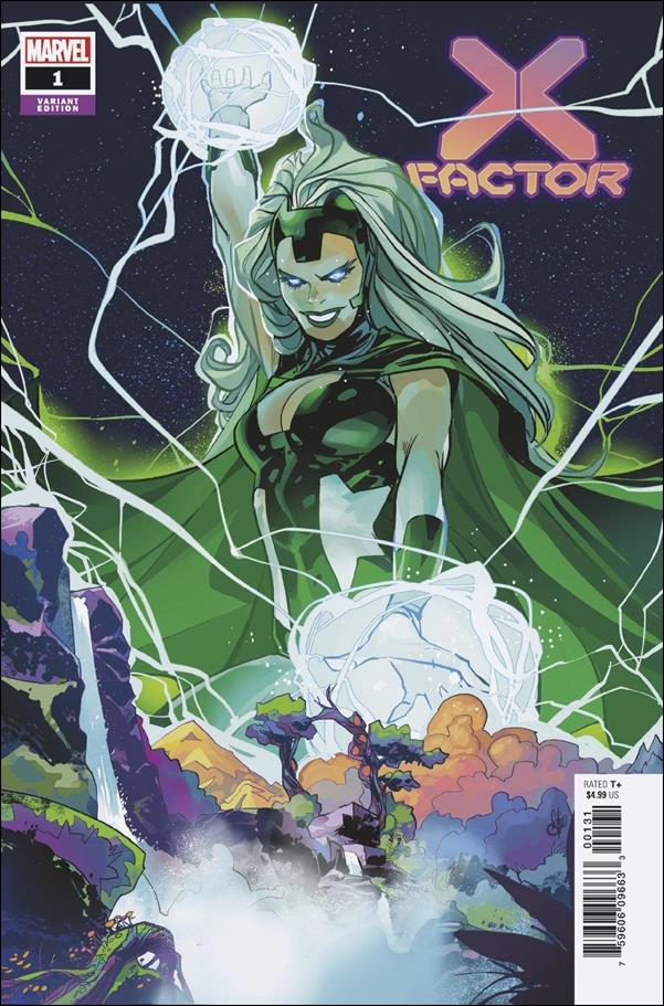 X-Factor (2020) 1-E by Marvel