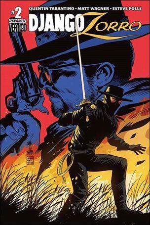 Django/Zorro 2-B