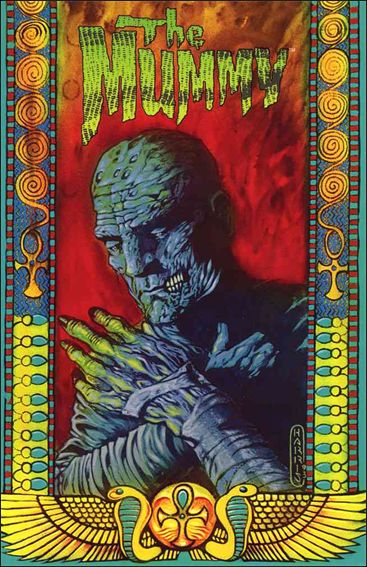 Universal Monsters: The Mummy 1-A by Dark Horse