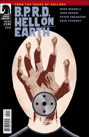 B.P.R.D. Hell on Earth (2012) 131-A