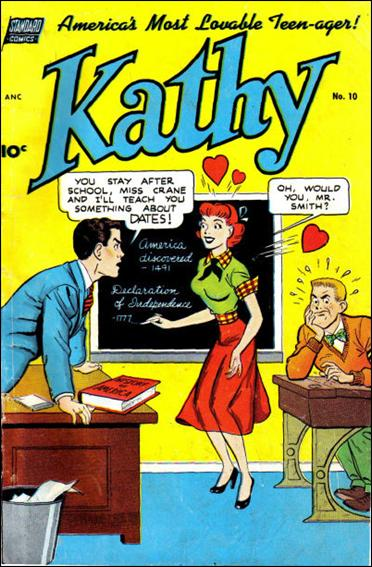 Kathy (1949) 10-A by Standard