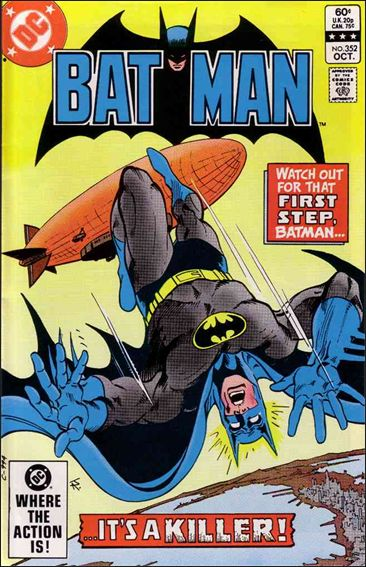 Batman (1940) 352-A by DC