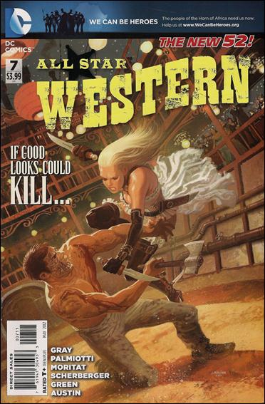All Star Western (2011) 7-A by DC