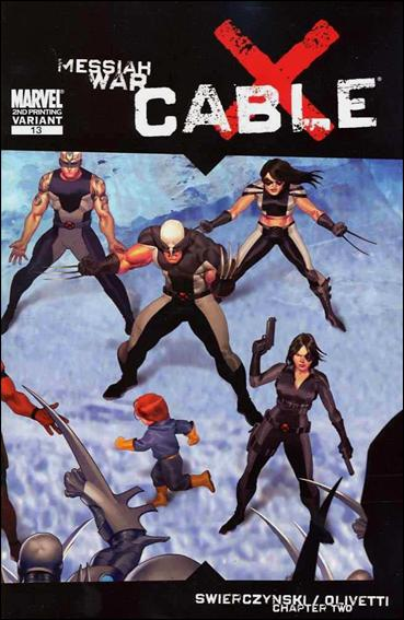Cable (2008) 13-C by Marvel