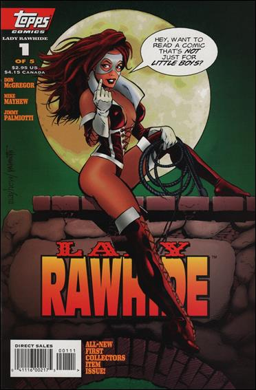 Lady Rawhide (1995) 1-A by Topps