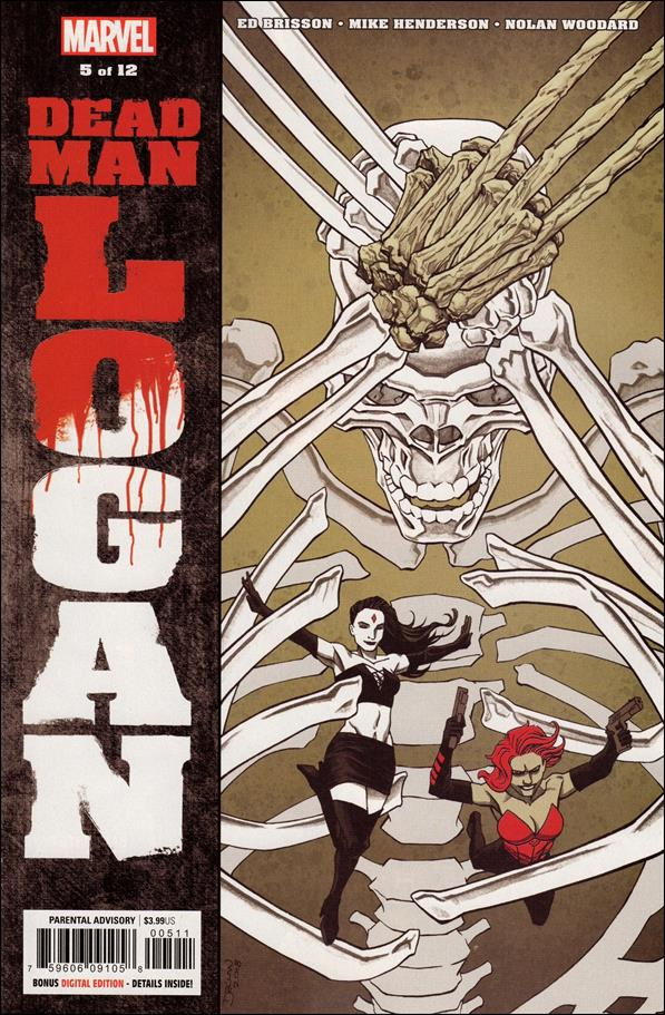 Dead Man Logan 5-A by Marvel