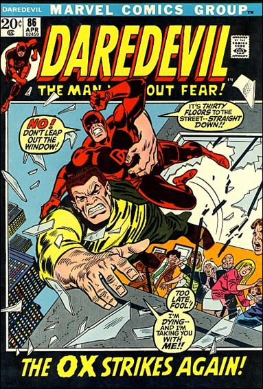 Daredevil (1964) 86-A by Marvel