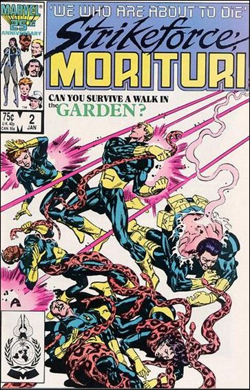 Strikeforce: Morituri 2-A by Marvel