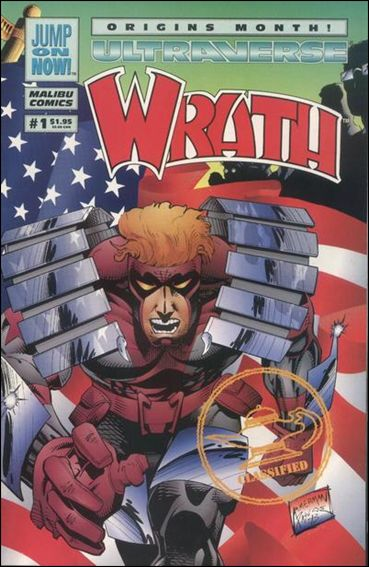 Wrath 1-A by Malibu