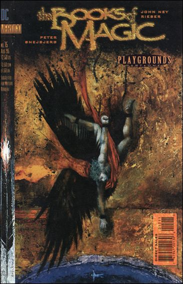 Books of Magic (1994) 15-A by Vertigo