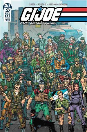 G.I. Joe: A Real American Hero 271-B