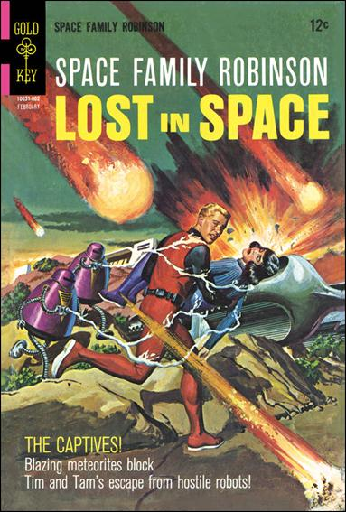 Space Family Robinson Archives 4-A by Dark Horse