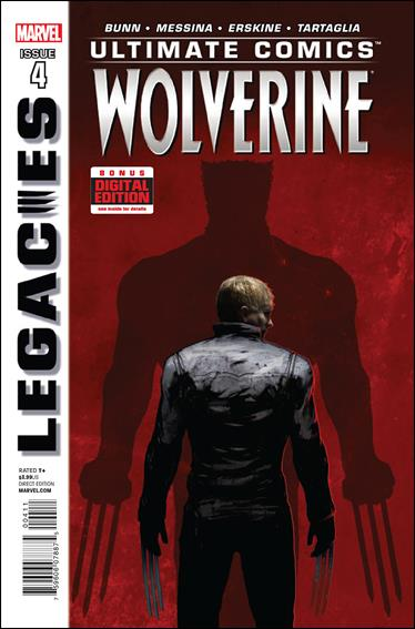 Ultimate Comics Wolverine 4-A by Marvel