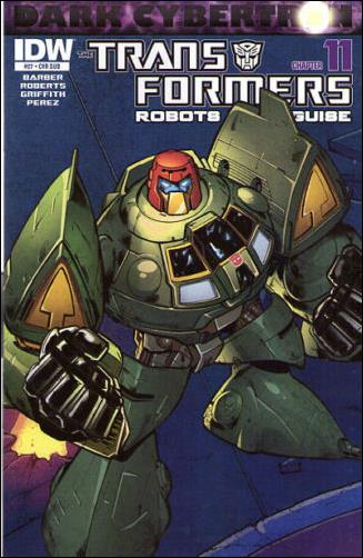 Transformers: Robots in Disguise 27-C by IDW