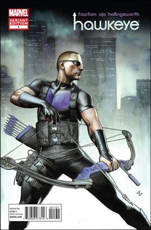 Hawkeye (2012) 1-B