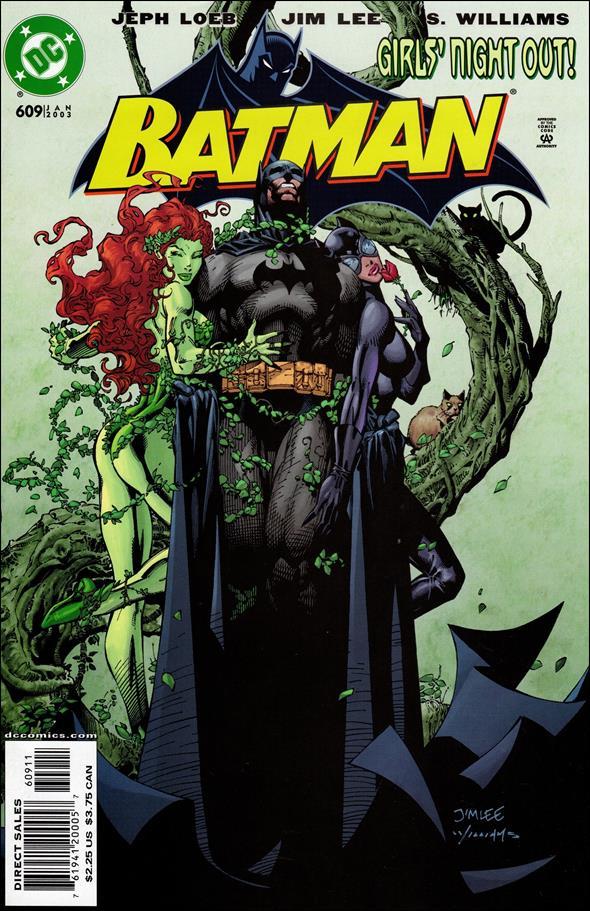 Batman (1940) 609-A by DC