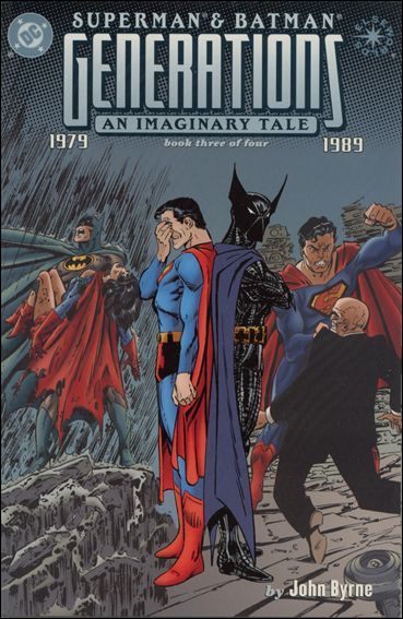 Superman & Batman: Generations 3-A by DC