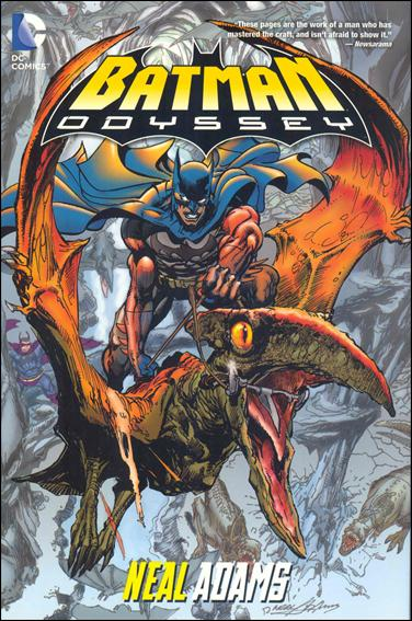 Batman: Odyssey nn-A by DC