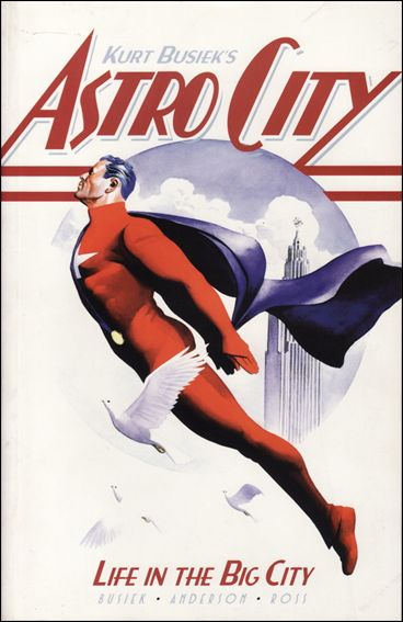 Kurt Busiek's Astro City: Life in the Big City 1-A by Homage Comics