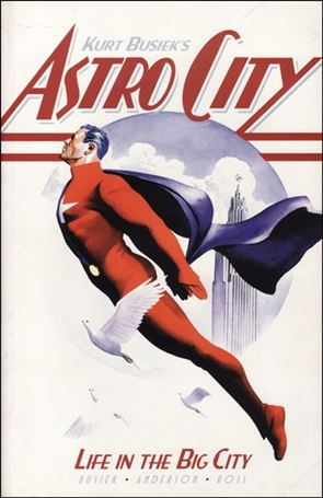 Kurt Busiek's Astro City: Life in the Big City 1-A