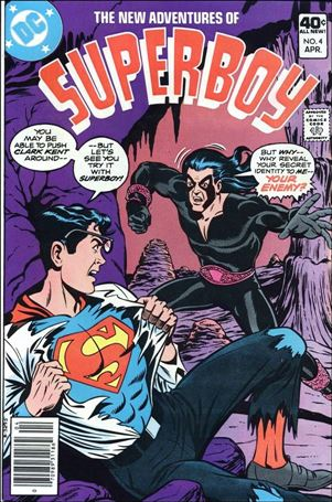 New Adventures of Superboy 4-A