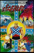 Captain Confederacy (1986) 7-A