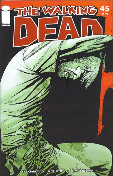 Walking Dead (2003) 45-A by Skybound Entertainment