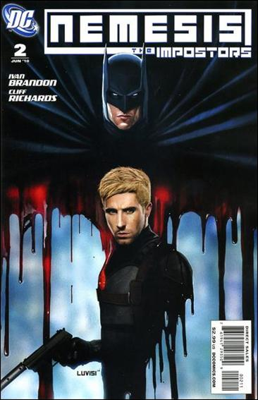 Nemesis: The Impostors 2-A by DC