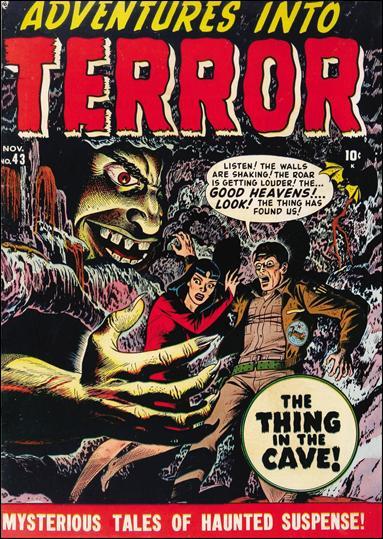 Adventures into Terror '43'-A by Atlas