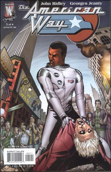 American Way 5-A by WildStorm Signature