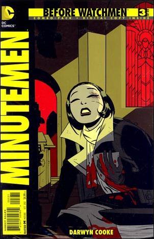 Before Watchmen: Minutemen 3-C by DC