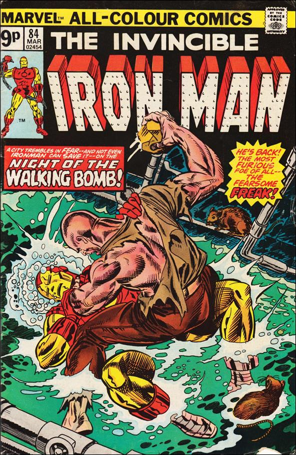 Iron Man (1968) 84-B by Marvel