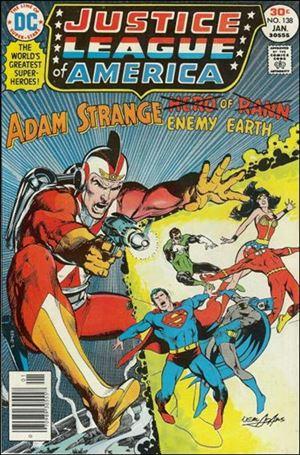 Justice League of America (1960) 138-A