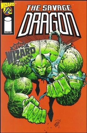 Savage Dragon (1993) 1/2-B