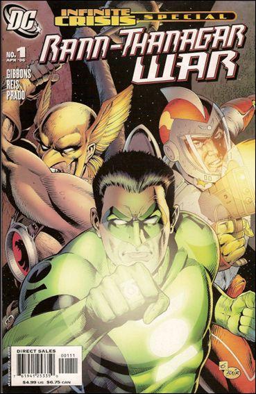 Rann/Thanagar War: Infinite Crisis Special 1-A by DC