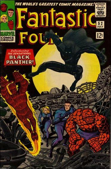 Fantastic Four (1961) 52-A by Marvel