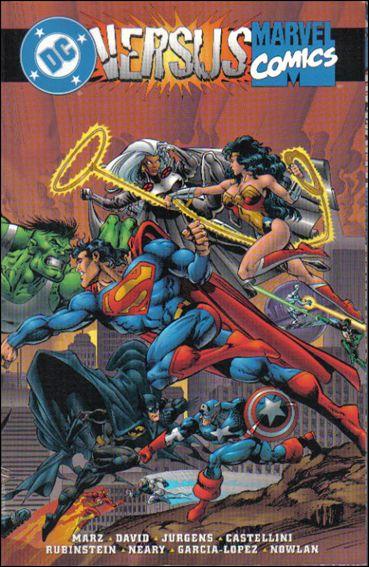 Marvel Versus DC/DC Versus Marvel nn-A by DC