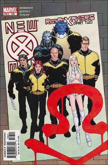 New X-Men (2001) 136-A by Marvel