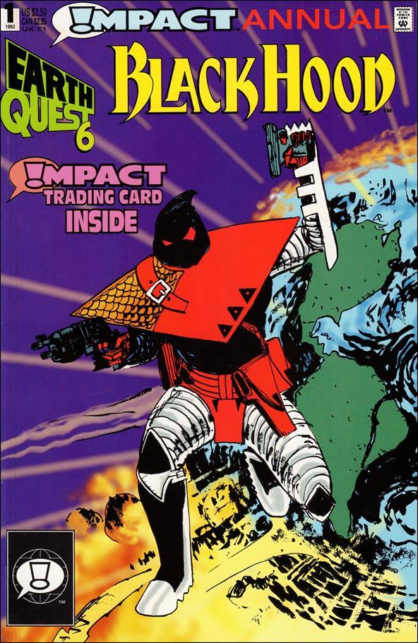Black Hood Annual 1-A by Impact Comics