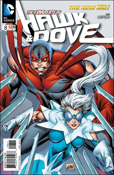 Hawk and Dove (2011) 8-A by DC