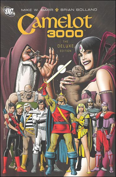 Camelot 3000: The Deluxe Edition 1-A by DC