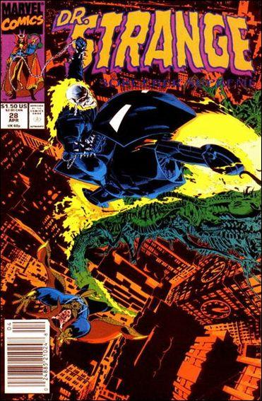 Doctor Strange, Sorcerer Supreme 28-A by Marvel