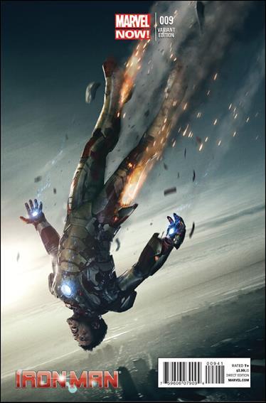 Iron Man (2013) 9-B by Marvel