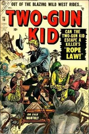 Two-Gun Kid 19-A